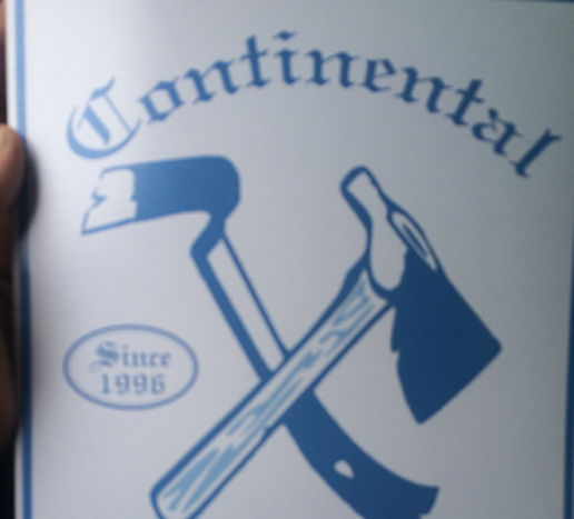 Continental Roofing Website & Continental Roofing Website u2013 Black Lemonade Media memphite.com